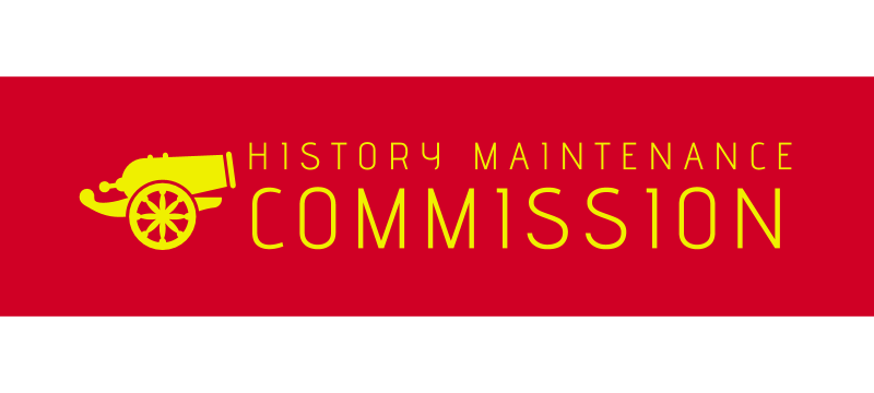 HISTORY MAINTENANCE COMMISSION_logo_original